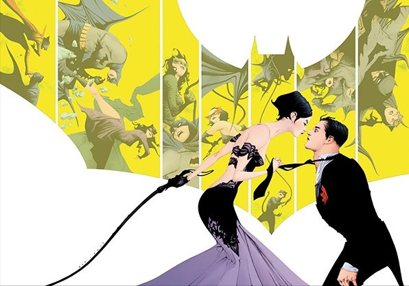 Batman 50 Virgin variant-cover by Jae Lee