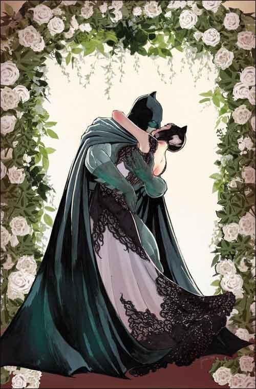 Batman 50 by Mikel Janin