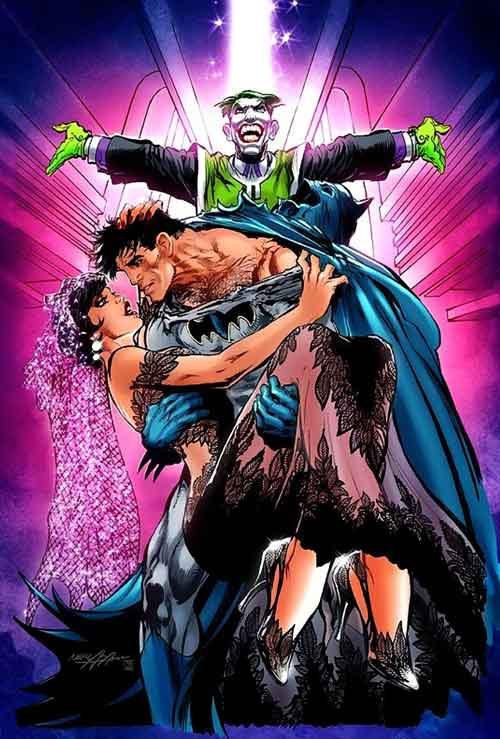 Neal Adams variant for Batman 50