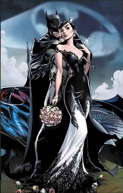 Batman 50 variant by J Scott Campbell Cover F, SDCC Exclusive
